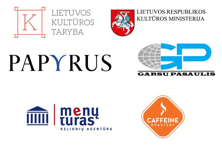 Rėmėjai ir partneriai