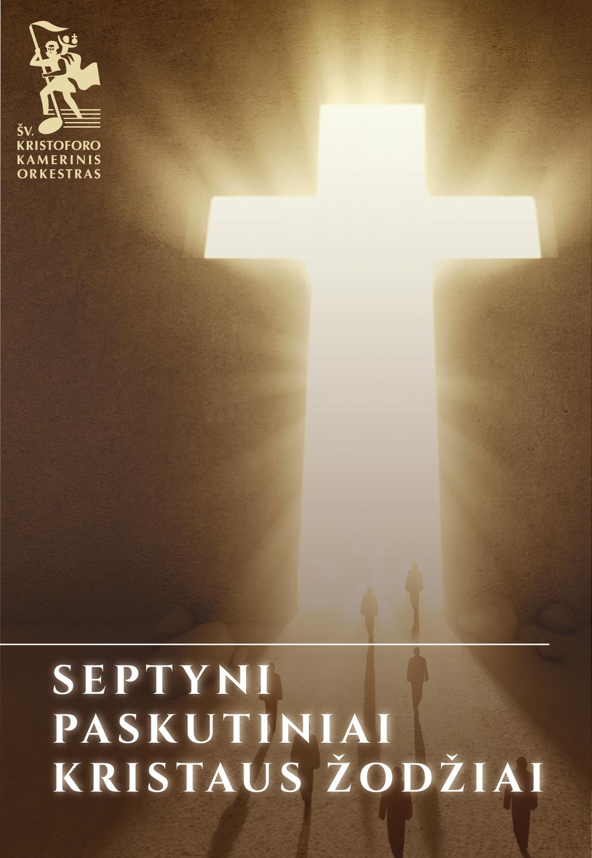 SEPTYNI PASKUTINIAI KRISTAUS ŽODŽIAI