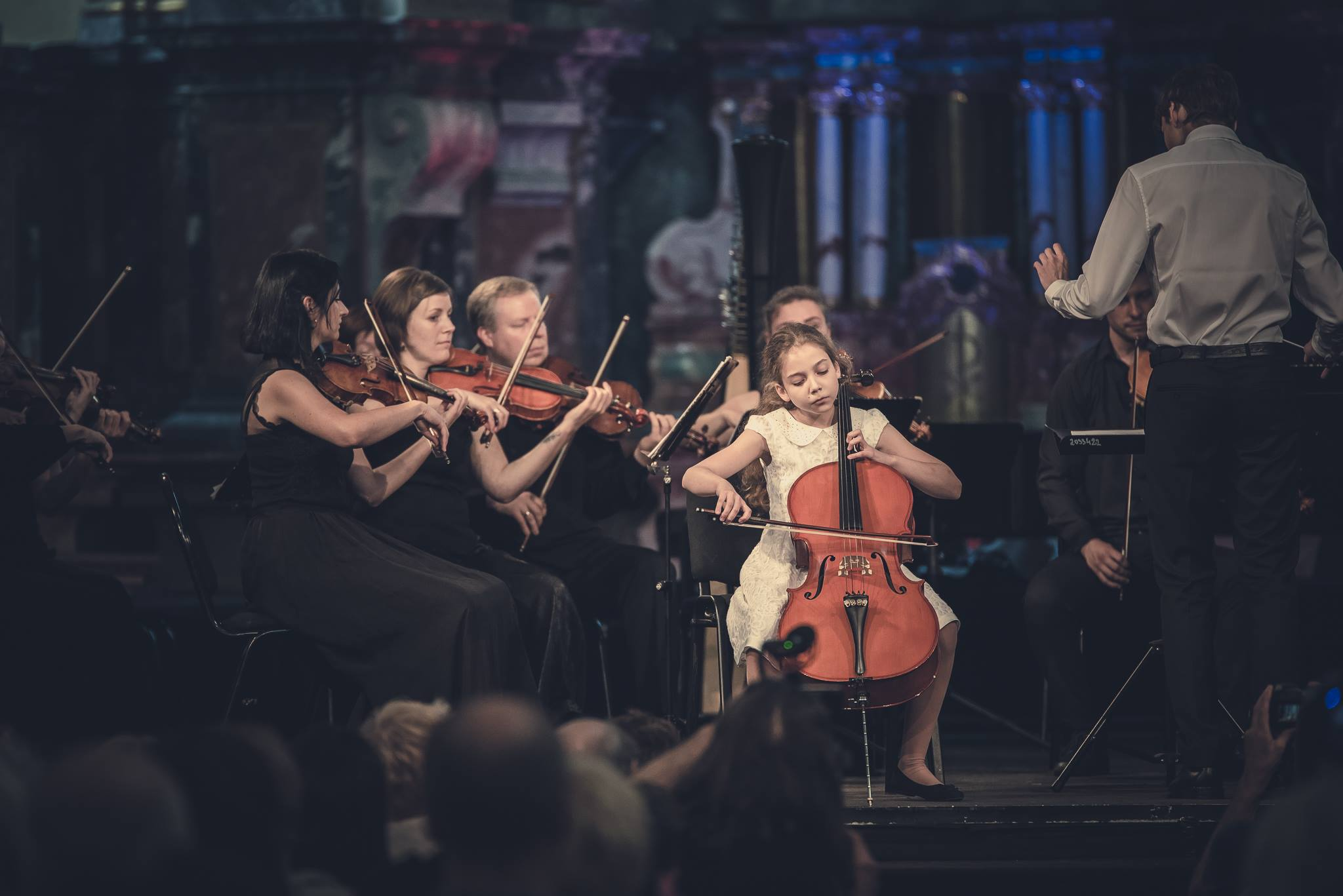 JAUNŲ TALENTŲ VAKARAS – koncertas Tarptautinei vaikų gynimo dienai