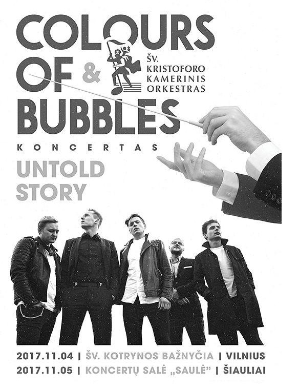 Untold Story | CoB ir Šv. Kristoforo orkestras