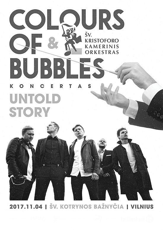 Untold Story   CoB and St. Christopher Orchestra