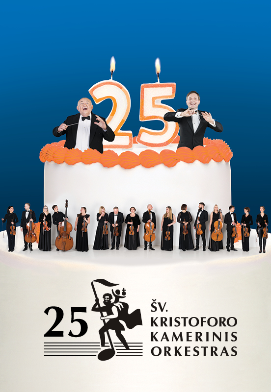 ŠV. KRISTOFORO ORKESTRUI 25!