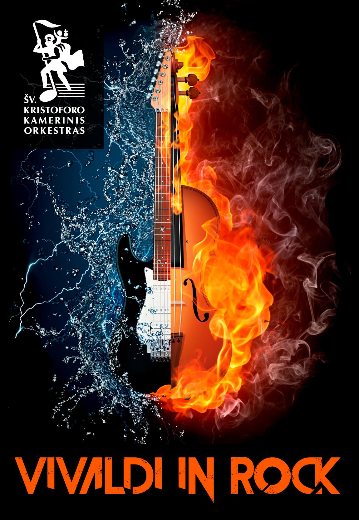 """""""Vivaldi in Rock"""""""